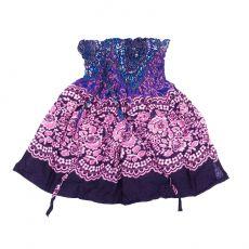 Dětské letní minišatičky (sukně)  CUTIE  40 cm  TT0122-01-018