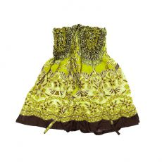 Dětské letní minišatičky (sukně)  CUTIE  40 cm  TT0122-01-020