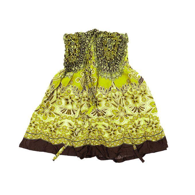 Dětské letní minišatičky (sukně) CUTIE 40 cm - TT0122-01-020