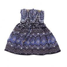 Dětské letní minišatičky (sukně)  CUTIE  40 cm  TT0122-01-021