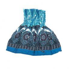Dětské letní minišatičky (sukně)  CUTIE  40 cm  TT0122-01-017