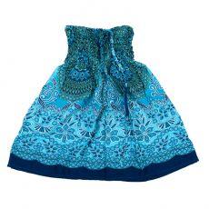Dětské letní šatičky (sukně)  CUTIE  57 cm  TT0122-02-019