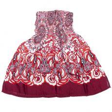 Dětské letní šatičky (sukně)  CUTIE  57 cm  TT0122-02-028