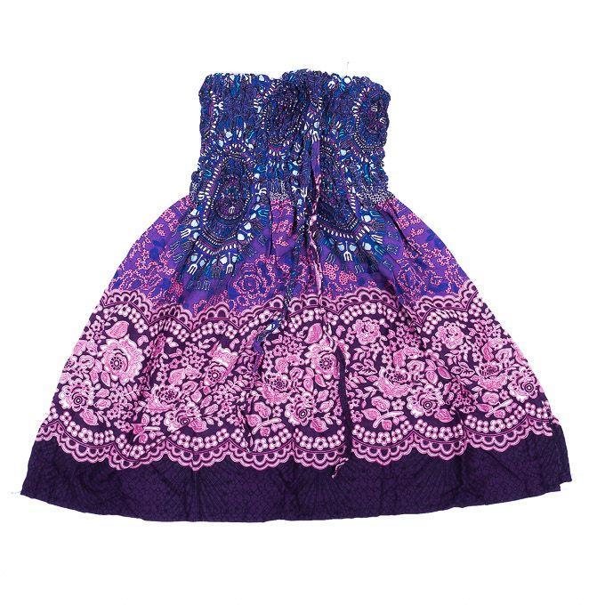 Dětské letní šatičky (sukně) CUTIE 57 cm - TT0122-02-032