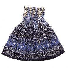 Dětské letní šatičky (sukně)  CUTIE  57 cm  TT0122-02-022