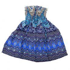 Dětské letní šatičky (sukně)  CUTIE  57 cm  TT0122-02-023