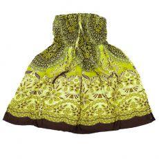 Dětské letní šatičky (sukně)  CUTIE  57 cm  TT0122-02-024