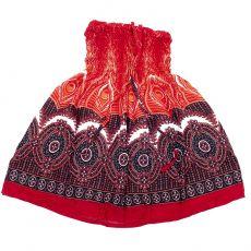 Dětské letní šatičky (sukně)  CUTIE  57 cm  TT0122-02-025