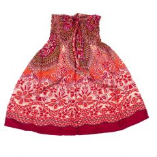 Dětské letní šatičky (sukně)  CUTIE  57 cm  TT0122-02-027