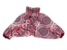 Dětské letní turecké kalhoty harémové  BABY ORIGIN  80 cm TT0103-03-017