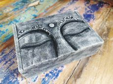 Krabička na drobnosti BUDDHOVY OČI M (šperkovnice)  IDID1703301-02