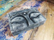 Krabička na drobnosti BUDDHOVY OČI S (šperkovnice)  IDID1703301-01