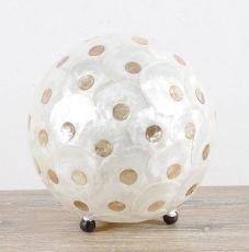 Lampa (stínítko) z přírodních materiálů Bali 006  ID1603310