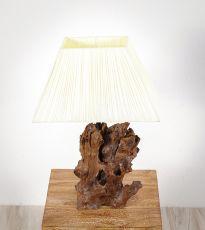Lampa (stínítko) z přírodních materiálů Bali 009  ID1603502