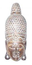 Maska Buddha 80 cm - nástěnná bytová dekorace, dřevořezba Indonésie  ID1605802