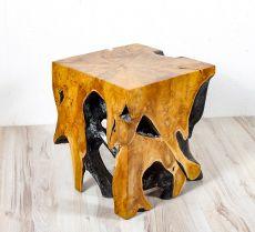 Odkládací stolek z teakového dřeva ID1603604  ID1603602