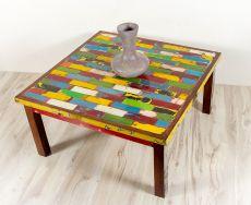 Originální konferenční stůl z recyklovaného dřeva ID1607501