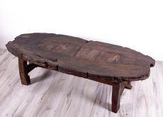 Rustikální konferenční stůl z recyklovaného dřeva ID1607802