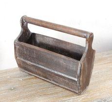 Přepravka - stojan na sklenice, dřevěná dekorace  ID1607207-01