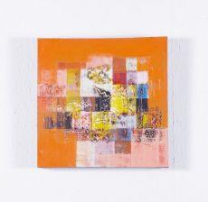 Ručně malovaný obraz 40 x 40 cm ID0107-01