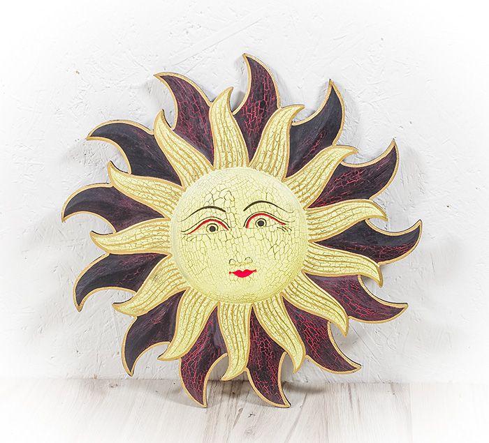 Slunce závěsné 39 cm - ID1600602