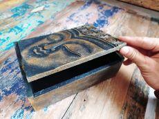 Krabička na drobnosti SLON M (šperkovnice) - ID1703302-02