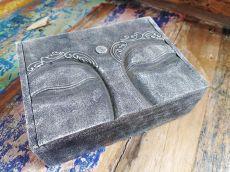 Krabička na drobnosti BUDDHOVY OČI L (šperkovnice)  IDID1703301-03