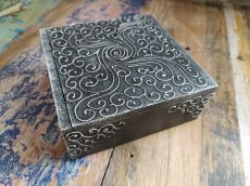 Krabička na drobnosti SPIRALIS M (šperkovnice)  ID1703303-02