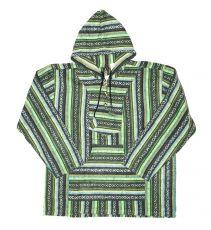 Mikina KENAVI MEXICANO, bavlna (bez podšívky), Nepál  NT0004-04-012