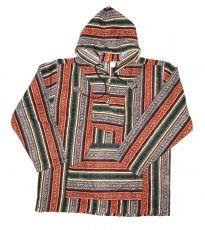 Mikina KENAVI MEXICANO, bavlna (bez podšívky), Nepál  NT0004-04-013