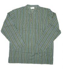 Pánská košile s dlouhým rukávem Nepál  NT0009-03-009
