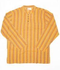 Pánská košile s dlouhým rukávem Nepál  NT0009-03-012