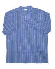 Pánská košile s krátkým rukávem Nepál  NT0009-02-016