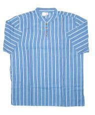 Pánská košile s krátkým rukávem Nepál  NT0009-02-017