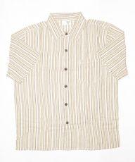 Pánská košile s krátkým rukávem  NT0009-006