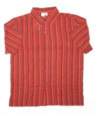 Pánská košile s krátkým rukávem  NT0009-007