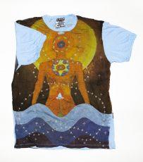 Tričko SURE s artpotiskem velikost L  TT0025-01-003