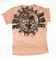 Tričko SURE s artpotiskem velikost L - TT0025-01-004