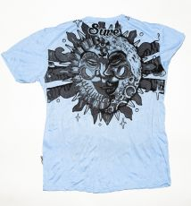 Tričko SURE s artpotiskem velikost L - TT0025-01-007