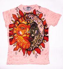 Tričko SURE s artpotiskem velikost L  TT0025-01-008