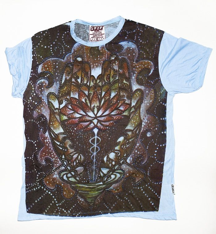 Tričko SURE s artpotiskem velikost L - TT0025-01-010