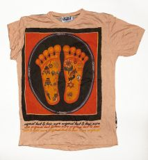 Tričko SURE s artpotiskem velikost L  TT0025-01-012