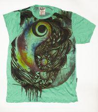 Tričko SURE s artpotiskem velikost L  TT0025-01-015