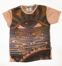 Tričko SURE s artpotiskem velikost L  TT0025-01-023