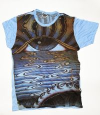 Tričko SURE s artpotiskem velikost L  TT0025-01-024