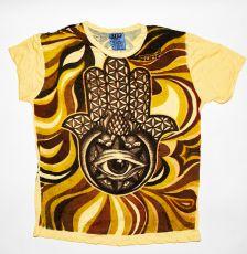 Tričko SURE s artpotiskem velikost L  TT0025-01-048