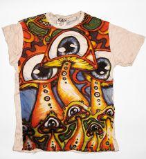 Tričko SURE s artpotiskem velikost L  TT0025-01-052