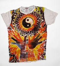 Tričko SURE s artpotiskem velikost L  TT0025-01-056
