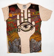 Tričko SURE s artpotiskem velikost L  TT0025-01-061