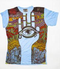 Tričko SURE s artpotiskem velikost M !!  TT0025-01-071